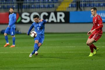 Azərbaycan millisi AVRO-2020-nin seçmə mərhələsində ilk ev oyununu keçirəcək