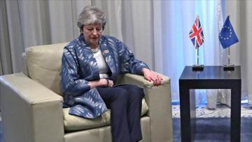 UK premier Theresa May steps down as Tory leader