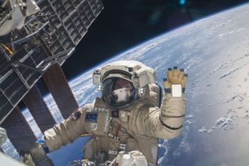NASA turistləri 50 mln. dollar qarşılığında BKS-ə göndərəcək