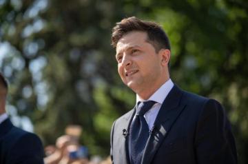 Zelenski: Ukraynada köhnə hakimiyyət sistemini nokauta salacağıq