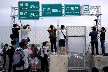 Honkonqda 1 milyondan çox insan etiraz aksiyası keçirir