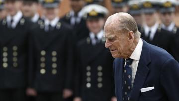 Супруг Елизаветы II принц Филипп празднует свое 98-летие