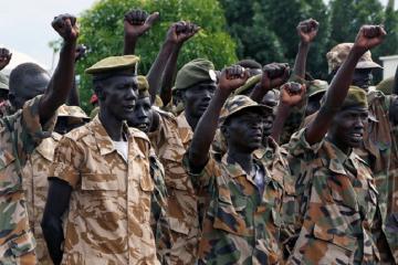 Sudanda 90-dan çox təhlükəsizlik qüvvələrinin zabiti istefaya göndərilib