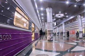 Станция метро «Хатаи» будет сдана в эксплуатацию в августе