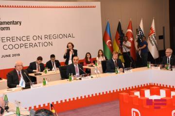 В Баку учредили «Бакинскую парламентскую платформу по диалогу и сотрудничеству» - [color=red]ФОТОСЕССИЯ[/color]