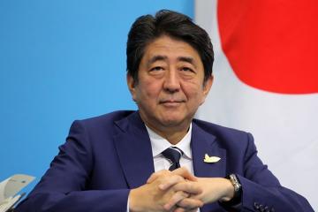 Yaponiyanın baş naziri  İrana rəsmi səfər edib