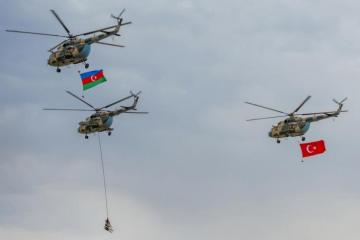 Joint Azerbaijani-Turkish military exercises held in Nakhchivan - [color=red]PHOTOSESSION[/color]