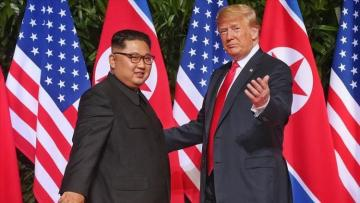 Trump received 'very warm' letter from Kim Jong-un
