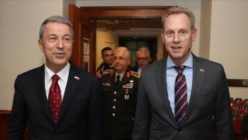US, Turkish defense chiefs to discuss S-400 row