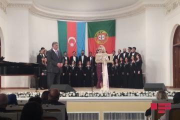 Portuqaliyanın Milli Günü Bakıda qeyd olunub