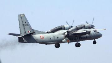 Indian Air force says no survivors in plane crash