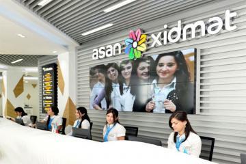 """Sabah """"ASAN xidmət"""" və """"ASAN Kommunal"""" mərkəzlərində qeyri-iş günüdür"""