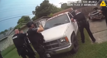 Texas police release body cam footage of suspect's shooting death - [color=red]VIDEO[/color]