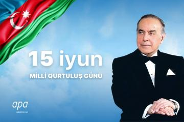 Today Azerbaijan marks the National Salvation Day