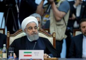 Hassan Rouhani: US has turned into serious threat to global security