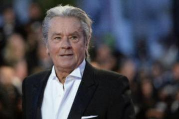 Alain Delon hospitalized