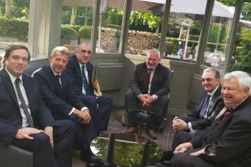 Министры иностранных дел Азербайджана и Армении встретятся 20 июня
