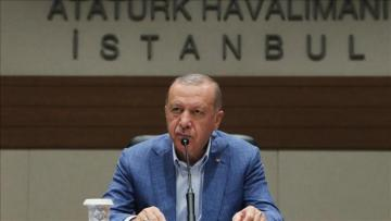 Erdogan: Turkey not reducing troops in Northern Cyprus