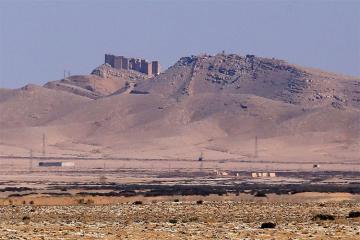 Сирийские войска вернули под контроль стратегические высоты в провинции Хама