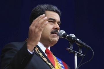 AB ölkələri Maduroya qarşı sanksiya imkanlarını gözdən keçirir