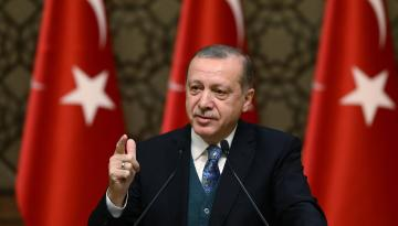 Erdogan: Turkey wants to develop friendly relations with all regions of world