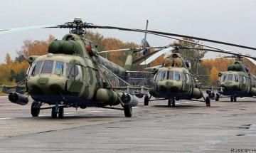 Night Superhuman Mi-28NM successfully tested in Syria