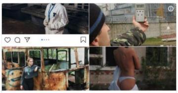 Serialın müəllifi Çernoblda selfi çəkdirənlərə xəbərdarlıq edib