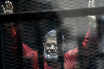 Ousted ex-Egyptian president Mursi dies after court hearing