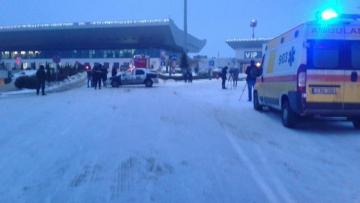 Chisinau airport evacuated after bomb alert
