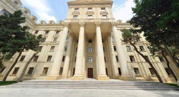 МИД: Действия Еревана не поддаются объяснению
