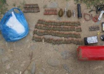 В Дербенте задержаны вооруженные люди