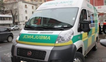 Explosion injures seven in Kutaisi