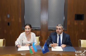 IDEA və Ümumdünya Turizm Təşkilatı arasında anlaşma memorandumu imzalanıb