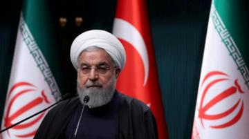 Iranian President: Tehran won't be pressured to engage in talks with the US