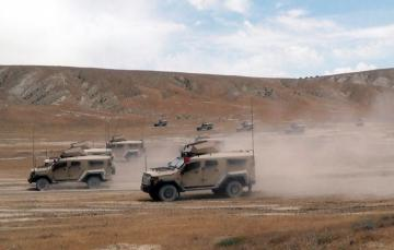 Exercises were held at the combined-arms range - [color=red]VIDEO[/color]