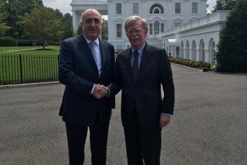 Мамедъяров обсудил Карабах с советником Трампа