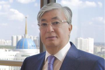 Kazakhstan President to visit Azerbaijan