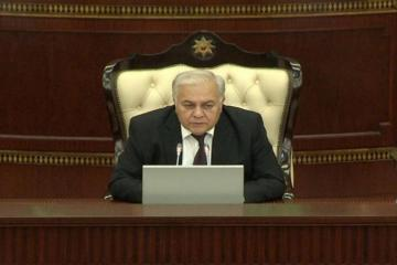 "Speaker of the Azerbaijani Parliament: ""Conflicts restrict cooperation opportunities in the region"""