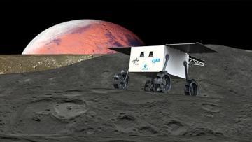 Германия и Франция отправят первый луноход на спутники Марса