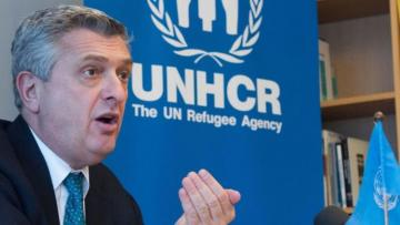 UNHCR chief Filippo Grandi issued message to mark World Refugee Day