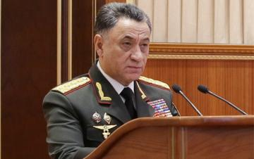 Ramil Usubov daxili işlər naziri vəzifəsindən azad edilərək Təhlükəsizlik Şurasının katibi təyin olunub