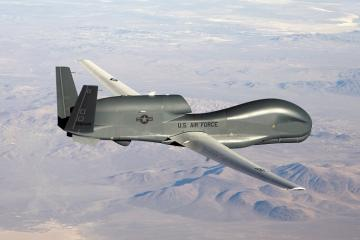 Tehran claims to have shot down a US drone; Centcom says no drone was in Iran's airspace