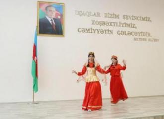 Лейла Алиева посетила школы-интернаты  - [color=red]ФОТО[/color]
