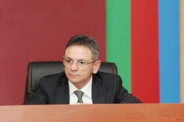 Мадат Гулиев освобожден от занимаемой должности