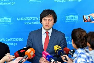 Gürcüstan parlamentinin sədri Bakı səfərini yarımçıq qoyaraq geri qayıdıb