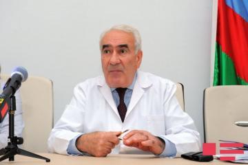 """Baş pediatr: """"Uşaqlar arasında ölüm halları 3 dəfə azalıb"""""""