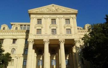 Azerbaijani MFA: We believe that such meetings contribute to advancing the negotiation process