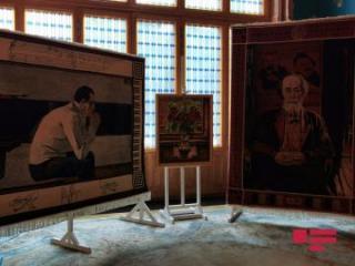 В Доме приемов МИД РФ открылась выставка Таира Салахова