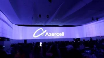 """""""Azercell"""" yeni loqosunu təqdim edib"""