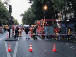 Parisdə üç nəfərin ölümü ilə nəticələnən yanğın baş verib